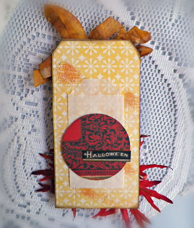 Back of Halloween Tag *Ginas Designs & Scraps of Darkness*