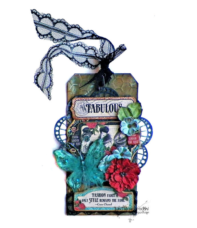 Fabulous Tag **SCRAPS OF DARKNESS**