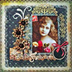 Vintage Photo ***HEARTFELT CREATIONS***