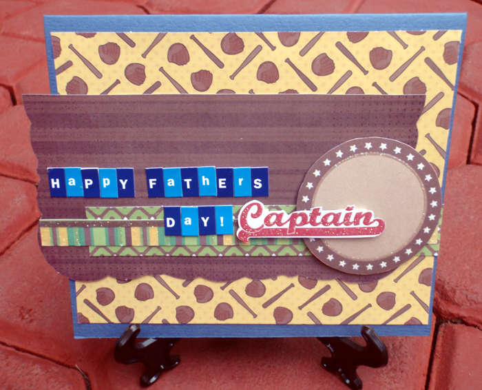 Father's day card (Best Creation)