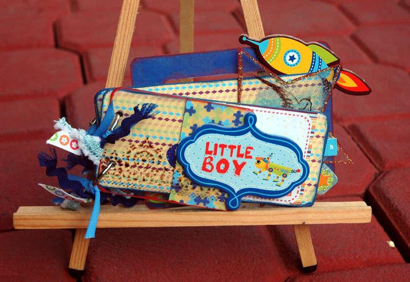 Little Boy Mini Album