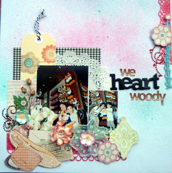 We Heart Woody