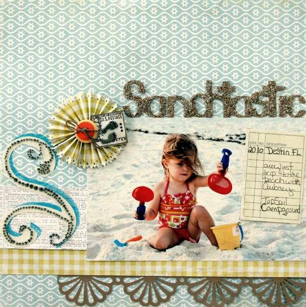Sandtastic