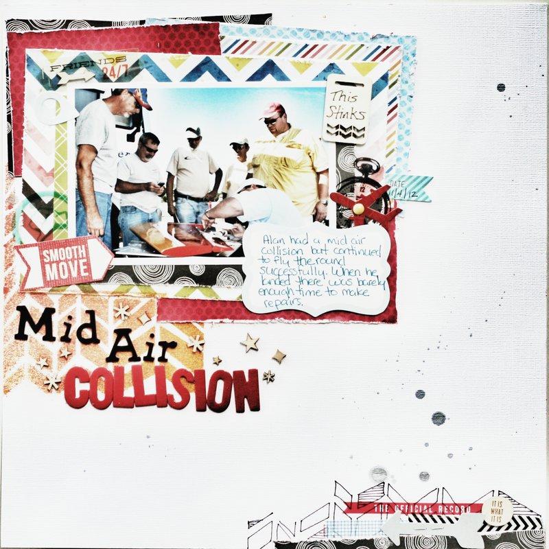 Mid Air Collision