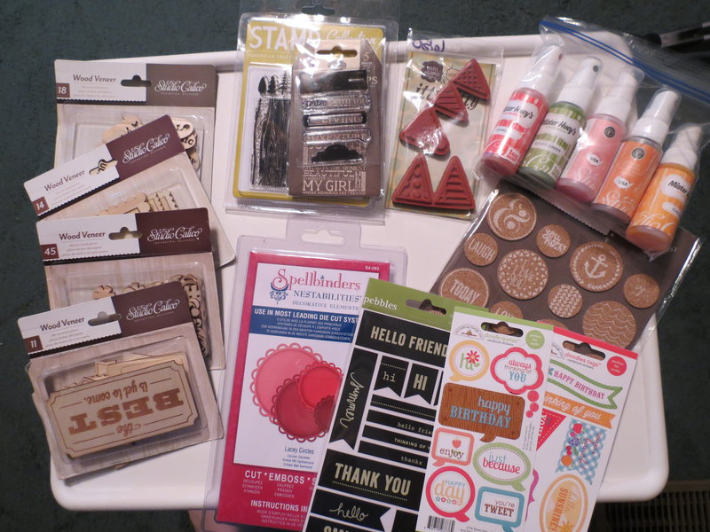 Prize Package from Creative Endeavors