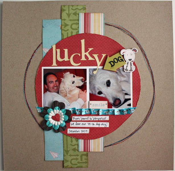Lucky Dog *Imaginisce*