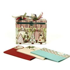 Holiday Planner and Cards
