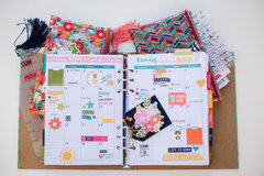 Planner Pages 2017 by Rebecca Keppel