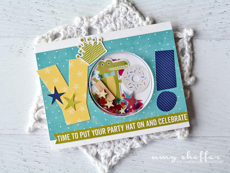 Yo! Card by Amy Sehffer