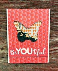 BeYoutiful Card by Patty Folchert