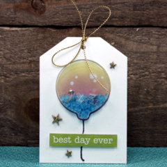 Best Day Every Card by Tracey MecNeely