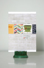 Coffee Date Card by Jaclyn Rench for Jillibean Soup