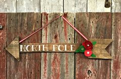 North Pole by Patty Folchert