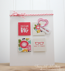 Dream Big Card by Tracey McNeely