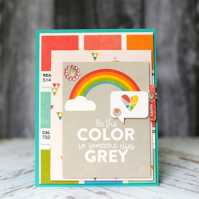 Be the Color by GDT Lea Lawson