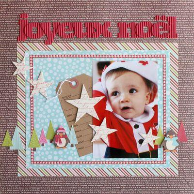Joyeaux Noel by Carole Maurin