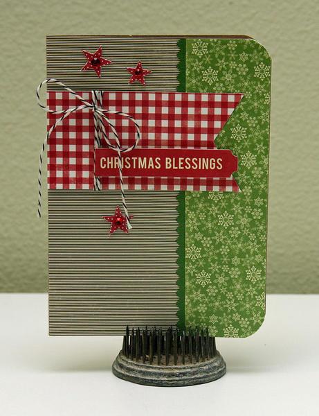 Christmas Blessings by Summer Fullerton