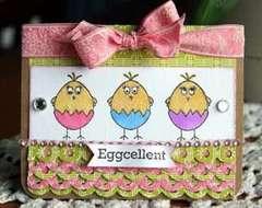 Eggcellent by Kim Moreno