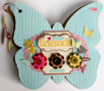 Introducing Jillibean Corrugated Mini Albums
