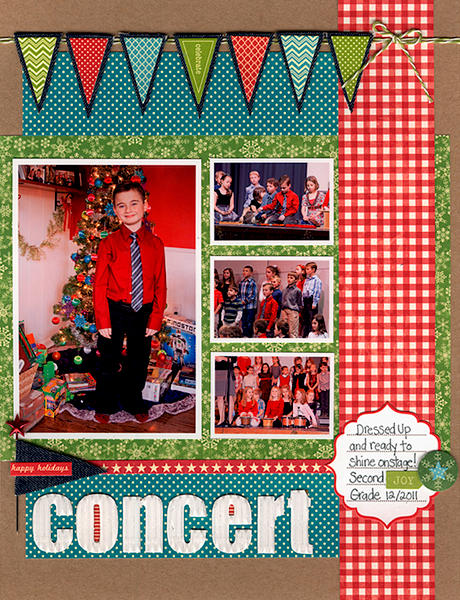 Happy Holidays Concert by Laina Lamb