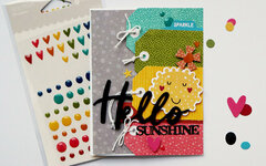Hello Sunshine Card *Jillibean Soup*