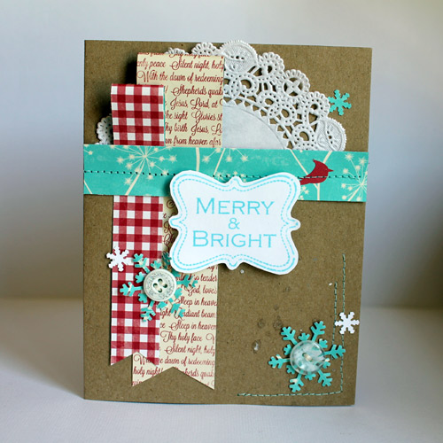 Merry & Bright by Melanie Blackburn featuring the Winter Tortellini and Spinach Soup Collection from Jillibean Soup