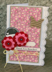 Thank you Bunches by Nicole Nowosad