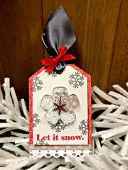Let it Snow by Patty Folchert