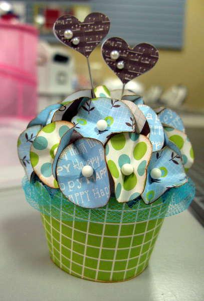 Birthday Cupcake by Shelby Koehler