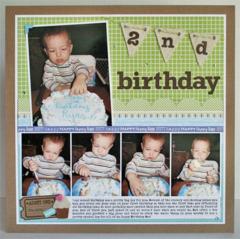2nd Birthday by Stephanie Klauck