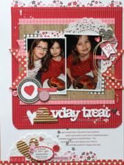 Vday treat by Melanie Blackburn