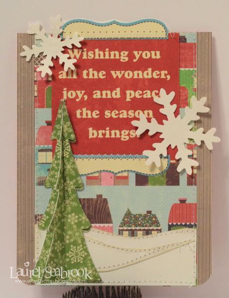 Wonder and Joy by Laurel Seabrook