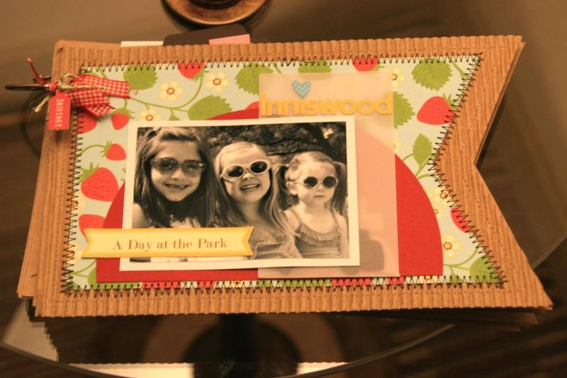 New Corrugated Mini Albums from Jillibean Soup