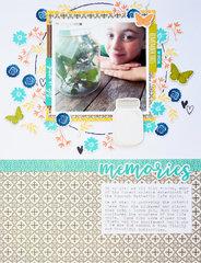 Memories - Leanne Allinson