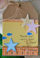 Thank You Tag by Kimber McGray