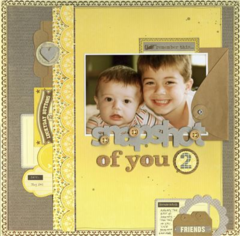 Snapshot of you 2 by Julie Bonner