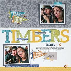 Timbers Selfies Layout