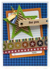 For You by Laina Lamb featuring Game Day Chili and Wood Banners from Jillibean Soup