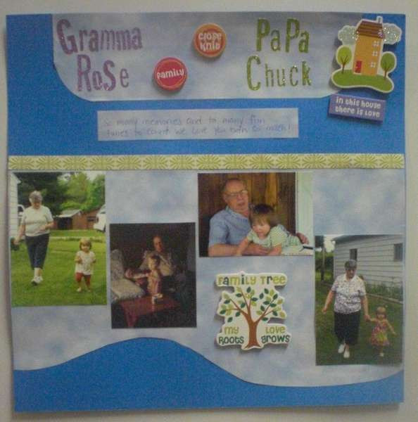 Gramma and Papa