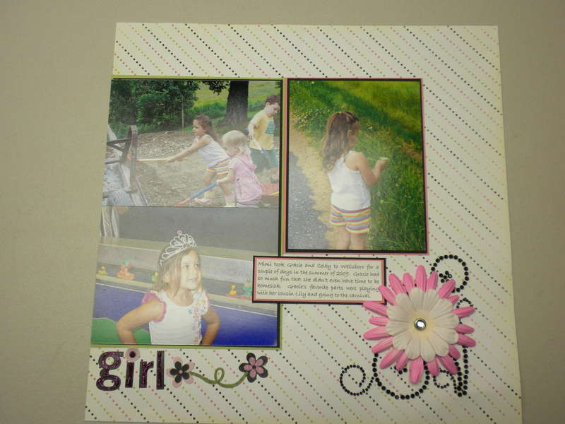 Beautiful girl page 2