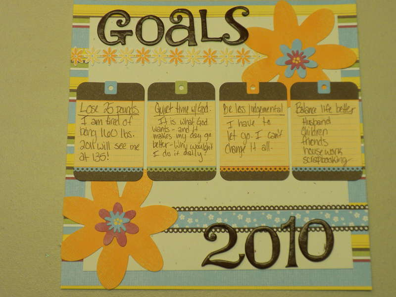 Goals 2010