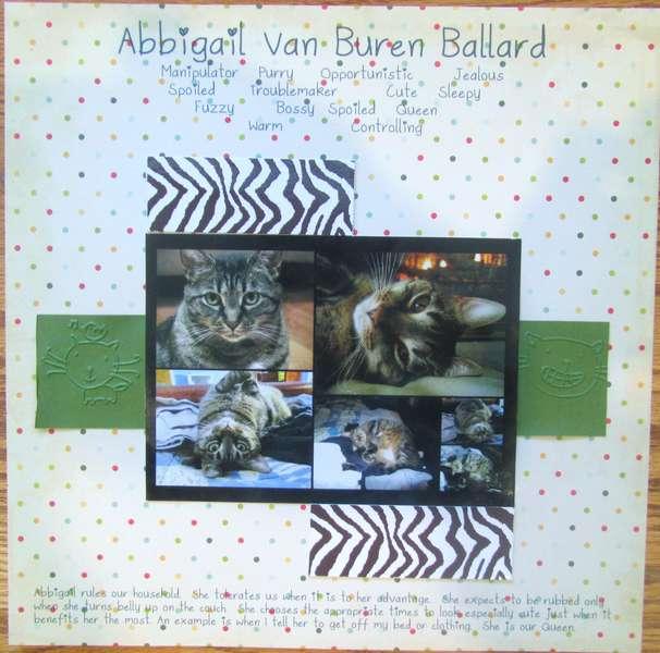 Abbigail Van Buren Ballard