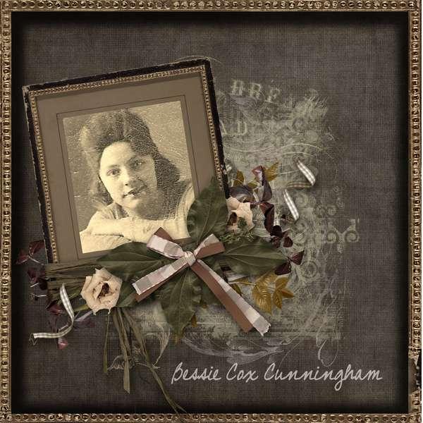 Bessie Cox Cunningham