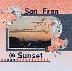 San Fran @ Sunset