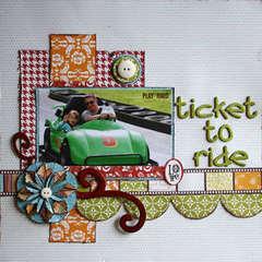 Ticket to Ride - *My Creative Scrapbook*