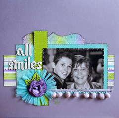 *My Creative Scrapbook* - All Smiles