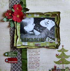Memories *MY CREATIVE SCRAPBOOK*