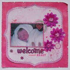 Welcome Sweetheart