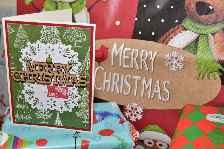 Spouse Christmas Card