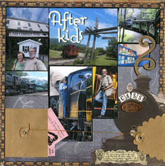 After Kids (Cass Scenic Railroad)